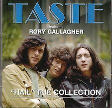 TASTE HAIL: THE COLLECTION CD - NEW RELEASE 28TH AUGUST 2015 RORY GALLAGHER