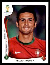Panini World Cup 2014 - Hélder Postiga Portugal No. 524