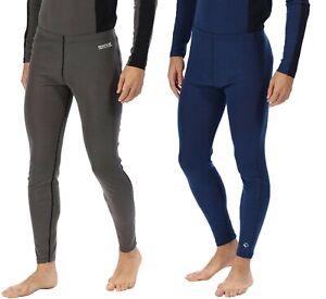 Regatta Mens Zimba Merino Wool Base Layer Thermal Pant Leggings RRP £50 each