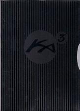 Ford Ka 3 1997 UK Market Sales Brochure In Slipcover