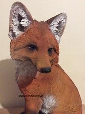 Woodland Colección Legado decoración de jardín Fox/jardín de la naturaleza
