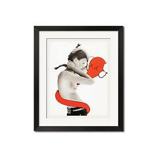 Supreme x Bendy x Kate Moss Urban Street 22x28 Poster Print 0032