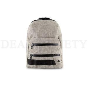 Skunk MINI Backpack Smell Proof Odor Proof Stash Bag w/ Combo Lock Carbon Lined