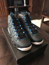 2012 BRAND NEW Air Jordan 9 Retro GS BG PHOTO BLUE SZ 6.5Y 302359-007