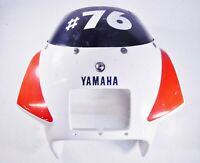 89 Yamaha YSR 50 YSR50 YSR50W Windshield Shield Wind Screen Front Cowl Fairing