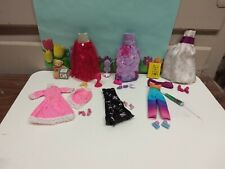 Topper Dawn doll and  other same size dolls clothes for valentine's day.  No ret