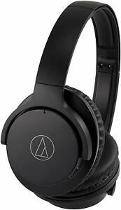 Audio-Technica ATH-ANC500BT Wireless Bluetooth Noise Cancelling Headphones