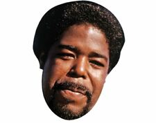 Barry White Celebrity Mask, Card Face and Fancy Dress Mask