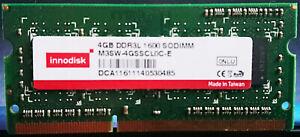 Memoria RAM Sodimm 4GB  DDR3L 1600Mhz