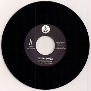 MOD JAZZ DANCER 7 - THE LEWIS EXPRESS - CLAP YOUR HANDS / STOMP YOUR FEET - MINT
