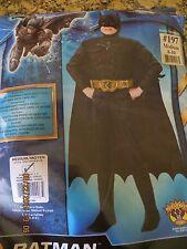 BATMAN BOY'S COSTUME DRESS-UP SIZE M