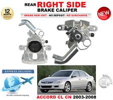 FOR HONDA ACCORD SALOON 2.0 2.2 CTDi 2.4 2003-2008 REAR RIGHT SIDE BRAKE CALIPER