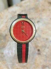 Orologio Vintage Geneve Stile Gucci e cartier ferrari  molto raro