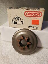 "Oregon 27918 Sprocket 3/8"" x 7T w/ Bearings Homelite Super EZ and 150; See Specs"
