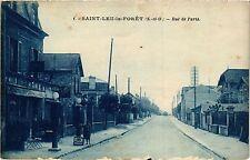 CPA   Saint-Leu-la-Forét (S.-et-O.) - Rue de Paris   (350113)