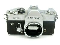 Vintage Canon FTb QL 35mm Camera Body Only
