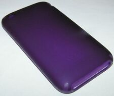 Speck SeeThru Satin Hard Shell case for iPhone 3G/3GS, Purple matte finish