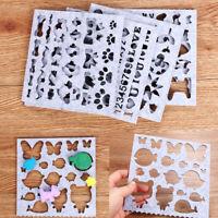 Handicraft DIY Sewing Accessories Felt Mould Applique Molds Wool Needle Felting