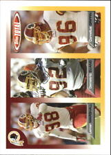 2005 Topps Total Football Card #398 Marshall Rookie/Griffin/Evans