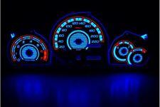 Ford Escort MK7 design 2 glow gauge plasma dials tachoscheibe glow shift indicat