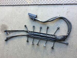 Mercedes W140 S600 Motorkabelbaum A1405404705 komplett neu aufgebaut
