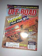Off Road Magazine 12 Bolt Rear Disc Brake Install April 2003 032817NONRH