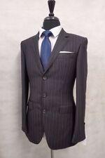 NEXT Woolen Pinstripe Regular Length Suits & Tailoring for Men