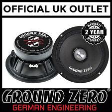 "Ground GZCM 8-4PPX 8"" Zero 20cm 500 WATT MID WOOFER CALCIO auto furgone altoparlante singolo"