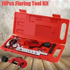 Automotive Brake Line Tube Cutter Double Flaring Tool Kit For 3/16