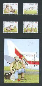 B308   Portugal  1994   birds falconry      MNH
