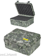 Cigar Caddy 40 Stick Travel Humidor w/ Humidifier Forest Camouflage New in Box