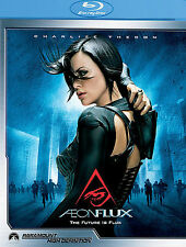 Aeon Flux (Blu-ray Disc, 2006, Special Collectors Edition) Box #35