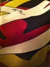 Authentic NWT Emilio Pucci Mod Print Hat