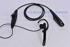 2016 Newest HOT! PTT Earpiece Mic for Motorola Radio GP328 GP340 GP360 GP380