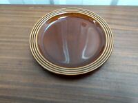 VINTAGE RETRO HORNSEA HEIRLOOM 1976 SIDE SMALL PLATE X 1