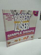 Biggest Loser Simple Swaps Book Healthy Diet Cheryl Forberg