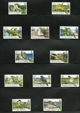 CAYMAN ISLANDS  SG1108-1119 BIRDS 1ST SERIES MNH