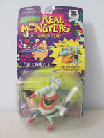 Mattel AAAHH!!! Real Monsters The Gromble Figure Toy New Sealed On Card 1995