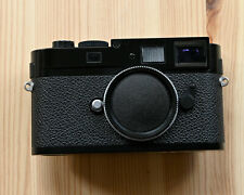 Leica M9-P 18.0MP Digitalkamera - Schwarz