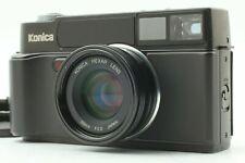 [Optique MINT Actif ] Konica Hexar Af Noir 35mm Télémètre Appareil Photo 827