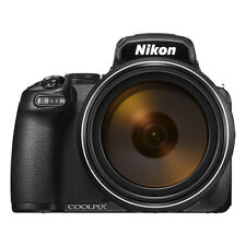 Nikon Coolpix P1000 16MP 4K Digital Camera with 125x Optical Zoom