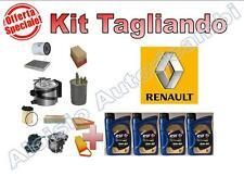 KIT TAGLIANDO RENAULT MEGANE III 1.5 81KW  --> OLIO ELF 5W30 MSX + FILTRI