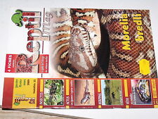 µµ Revue Reptil Mag n°35 Maladie tortue Floride Phasme Peruvien µµPython Bredl