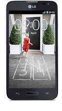 Brand New LG Optimus L70 MS323 - 4GB - Black (MetroPCS) Smartphone