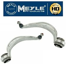 Audi A4 Pair Set of 2 Front L+R Lower Rearwd Control Arm Ball Joint Meyle HD