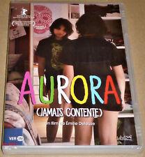 AURORA JAMAIS CONTENTE Emilie Deleuze -DVD R2- Français Español - Precintada