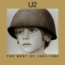 U2 - The Best Of 1980-1990 [New Vinyl] 180 Gram