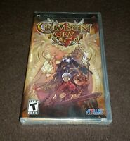 (Read) Crimson Gem Saga (Sony Playstation Portable PSP, 2009)