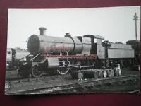 PHOTO  GWR 43XX CLASS LOCO NO 6536 AT WEYMOUTH 25/2/62