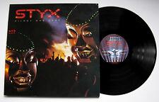 STYX - KILROY WAS HERE / LP / EU 1983 / FOC / OIS / AMLX 63734 /